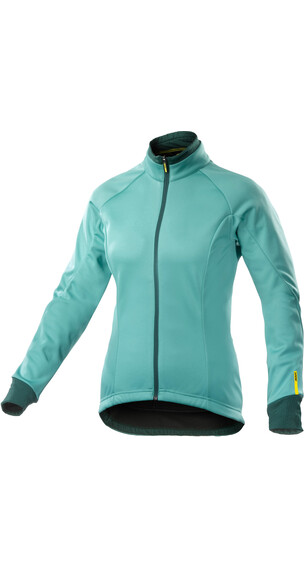 Mavic Aksium Thermo Jacket Women moorea blue